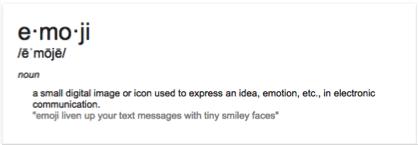 #emojidefined, #emoji