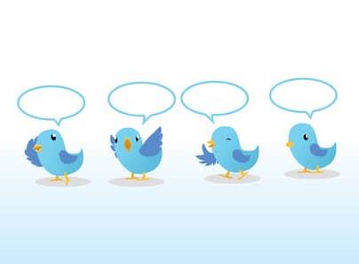 Twitter, Twitter Birds,